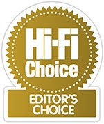 KEF LS50 WIRELESS HIFICHOICE EDITORS CHOICE AWARD