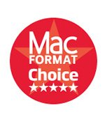 KEF Muo Receives 5 star review from mac format.