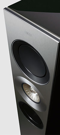 KEF R SERIES - SHADOW FLARE