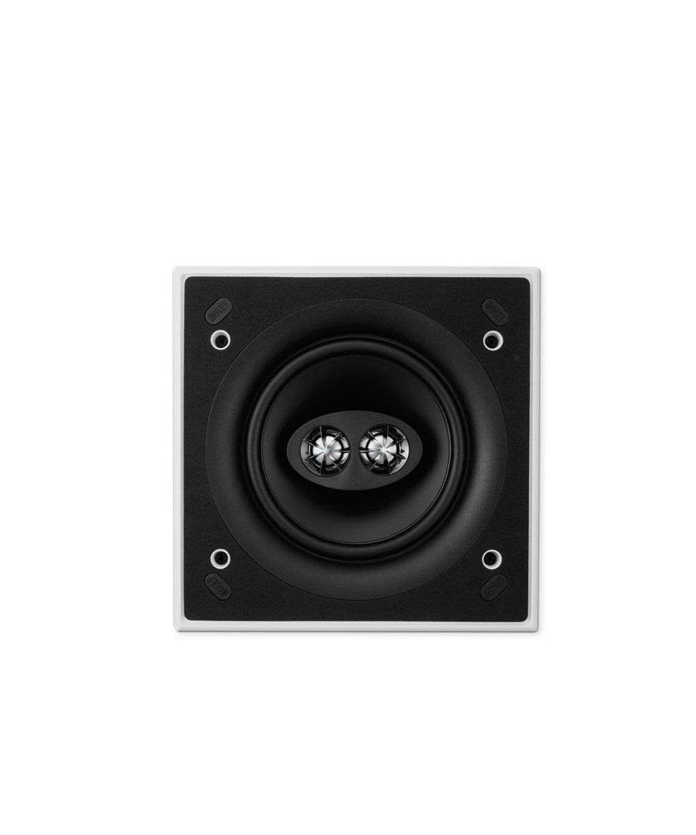 Ci160CSds Dual Stereo In-Wall / In-Ceiling Speaker No Grille