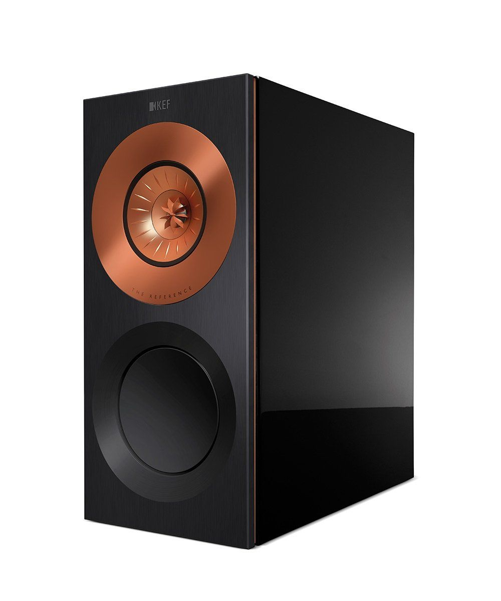 KEF Reference 1 in Foundry Edition Black