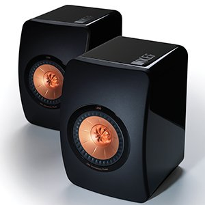 KEF LS50 Mini Monitor Speaker Pair