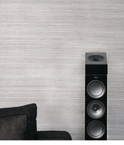 KEF R SERIES - SOUND IS THE REAL STORY