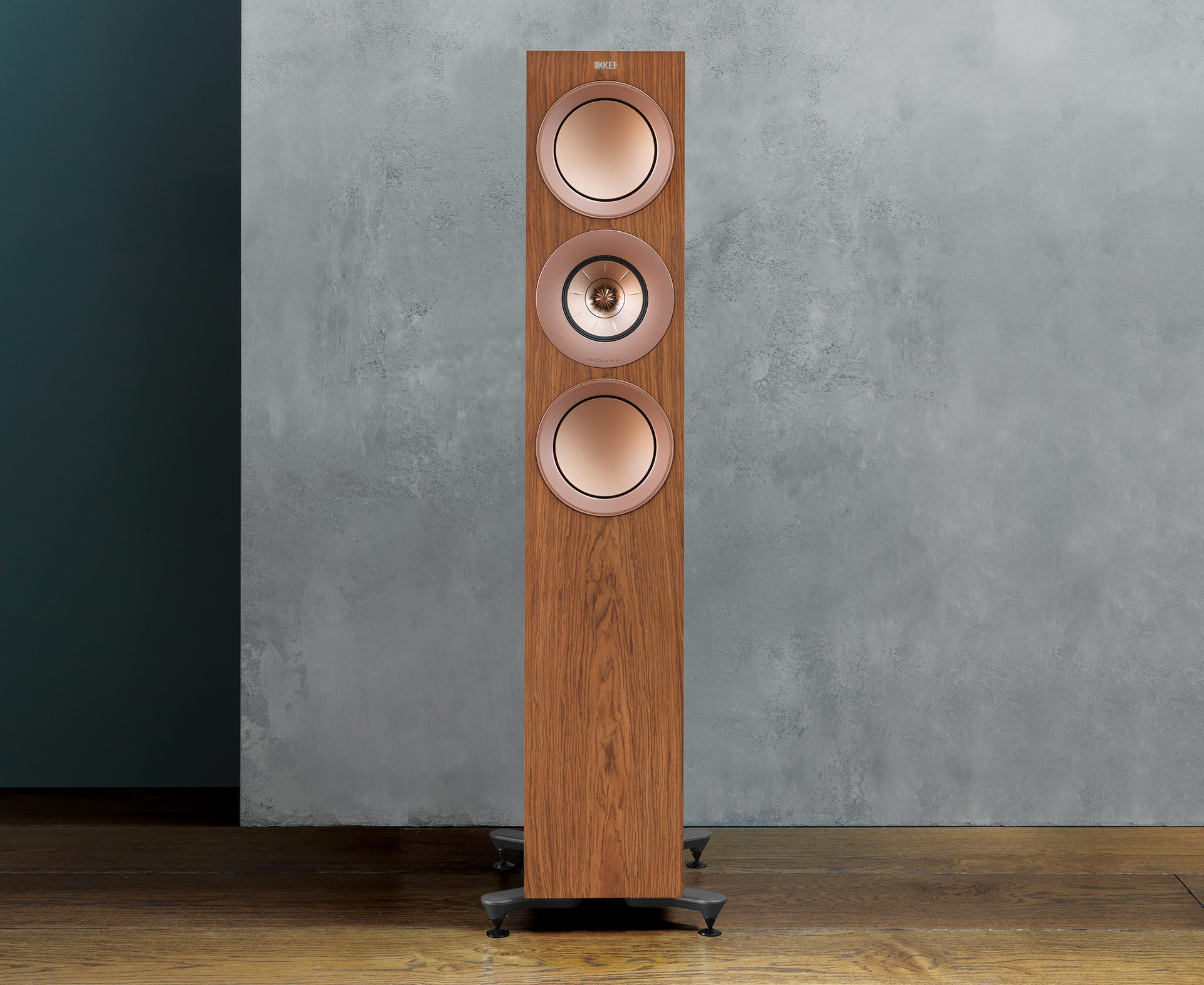 KEF R SERIES - BEAUTIFUL BY DESIGN