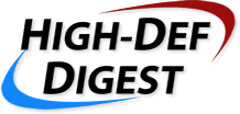 High-Def Digest Logo