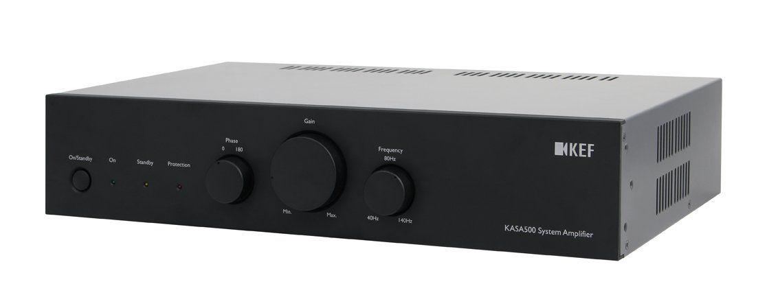 KASA 500 Subwoofer Amplifier