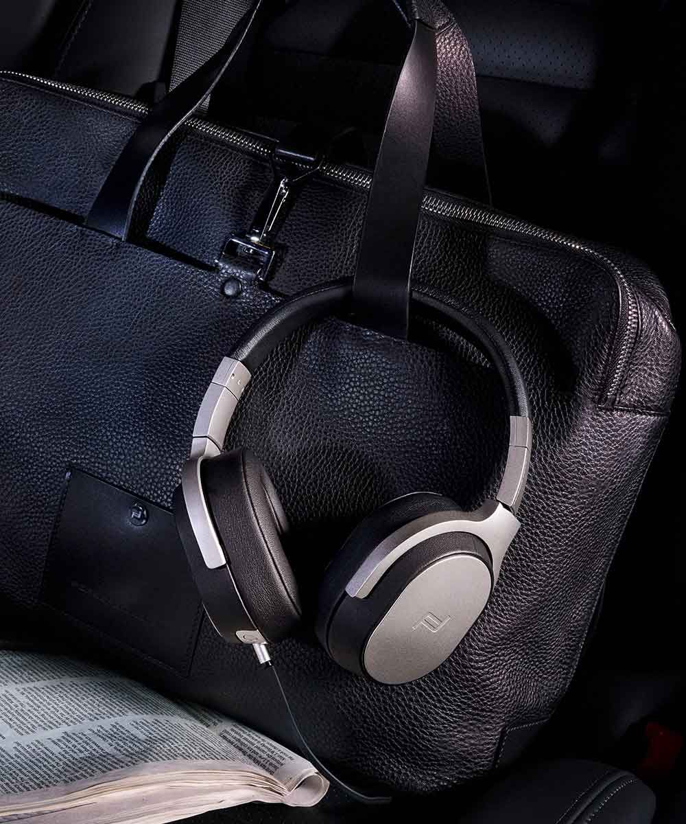 KEF Porsche Design Bluetooth Headphones For Business