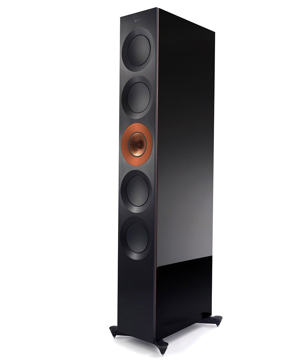 KEF Reference 5 KENT Edition Copper Black