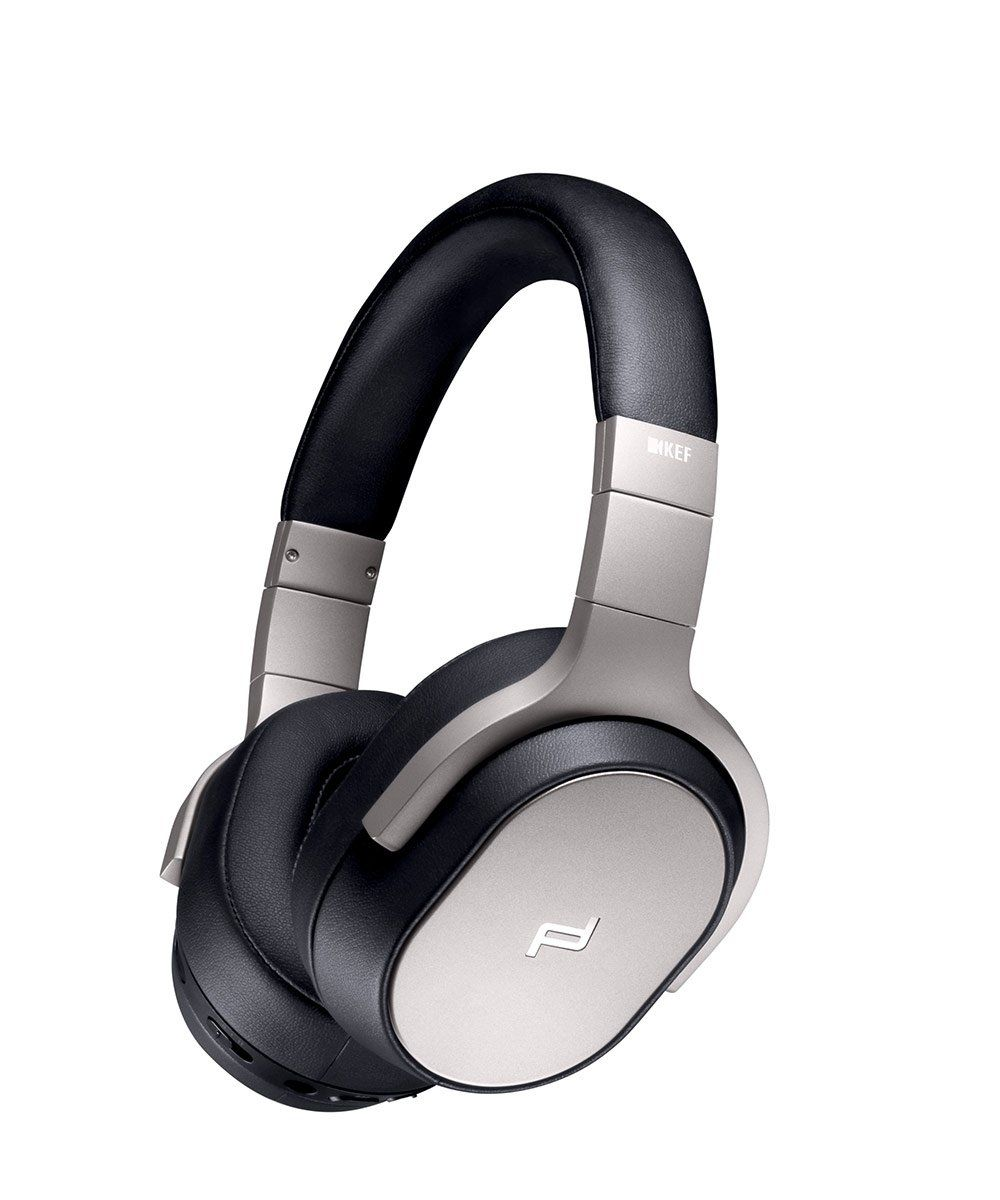 KEF Porsche Design Bluetooth Wireless Noise Cancelling Headphones