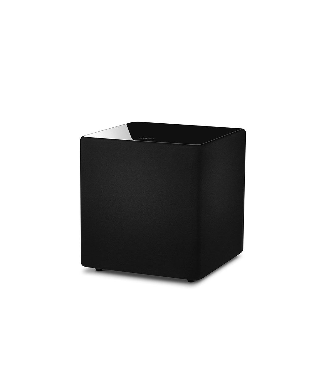 KEF KUBE 10b Compact High Performance Subwoofer