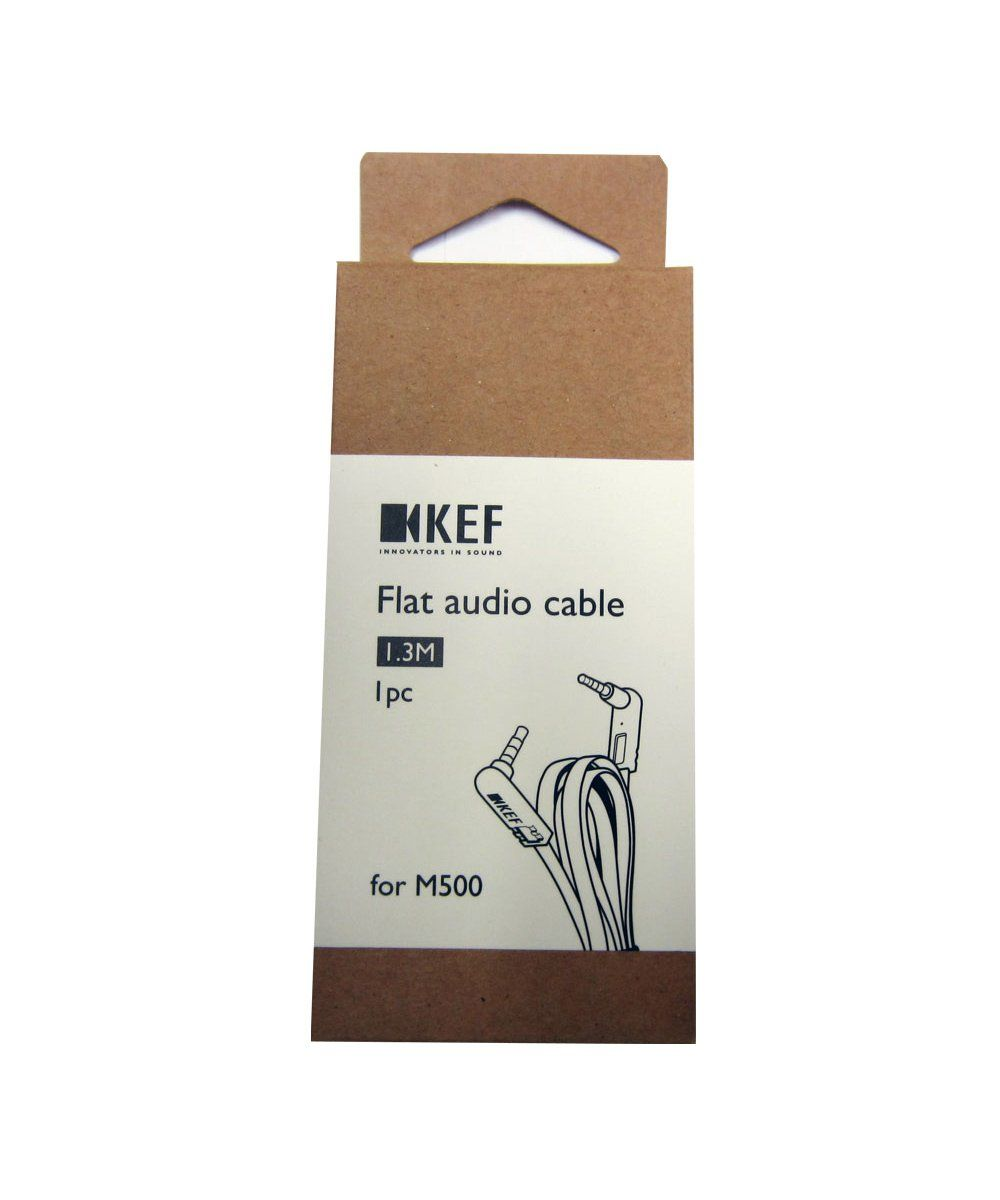 KEF M500 Replacement Cable 1.3M