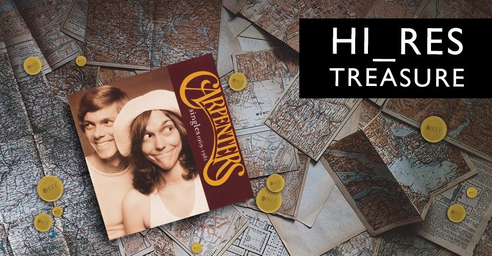 High-Res Treasures: The Carpenters - Singles 1969-1981