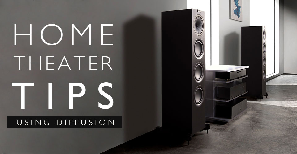 Using Diffusion To Create Space In Your Listening Room