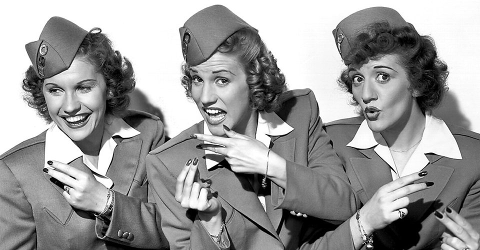 The Legacy of the Andrews Sisters