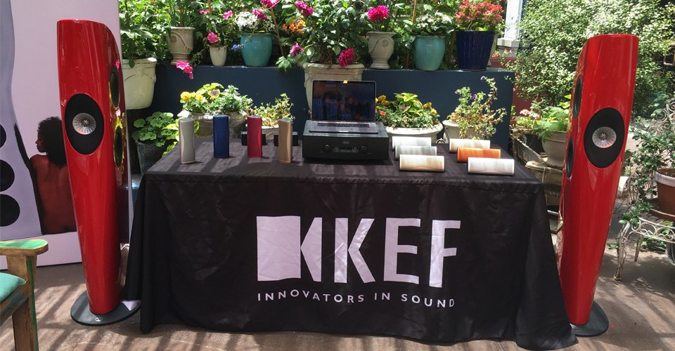 KEF Helps Bella Magazine Launch Summer Edition