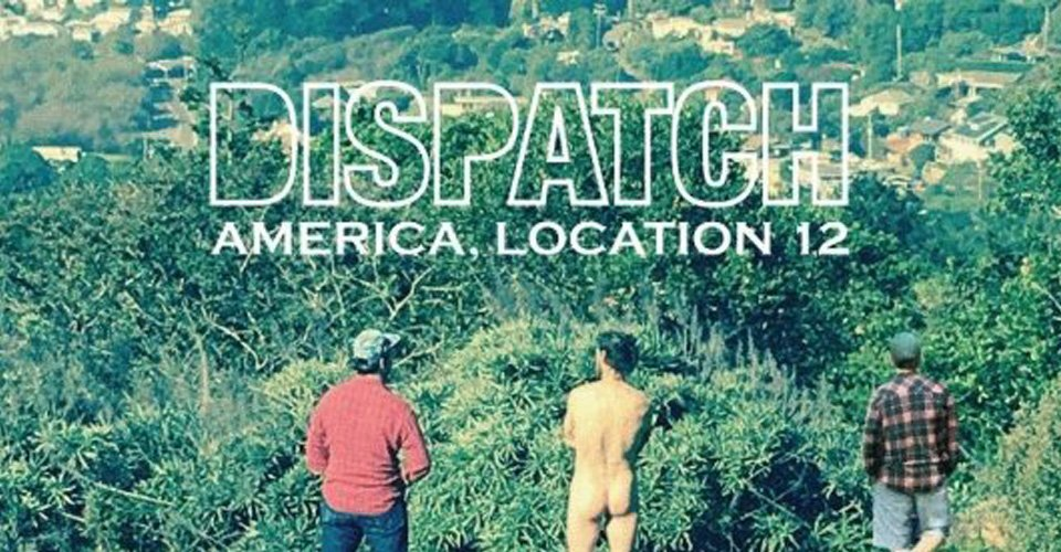 Front-to-Back Albums: Dispatch - America, Location 12
