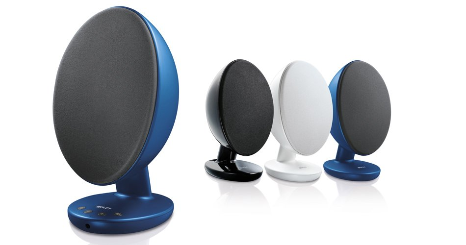 KEF EGG - Taking Wireless Desktop Audio To An Entirely New Level
