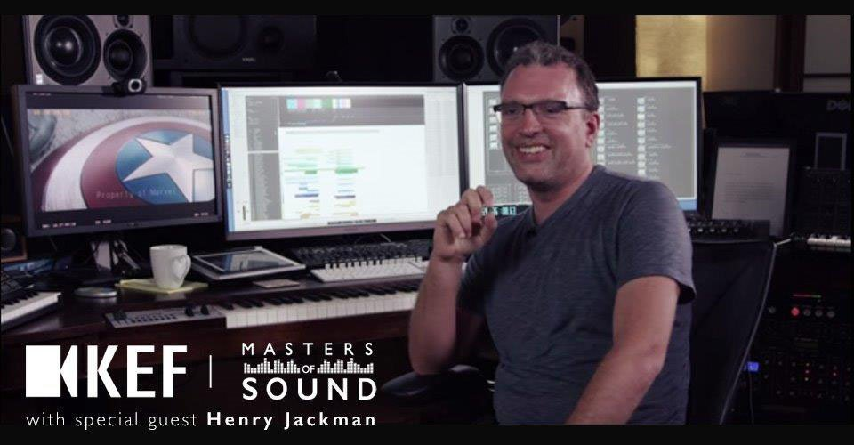 Masters of Sound with Henry Jackman