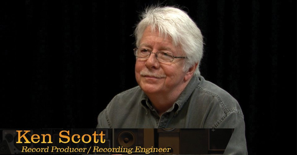 Approximately 10 Questions With Master of Sound Ken Scott