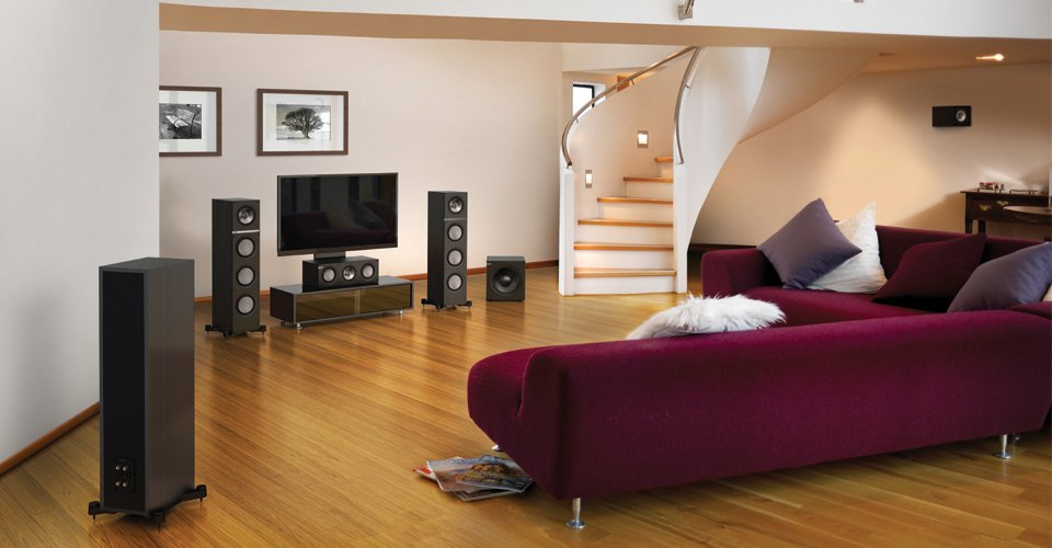 A Brief History of Surround Sound