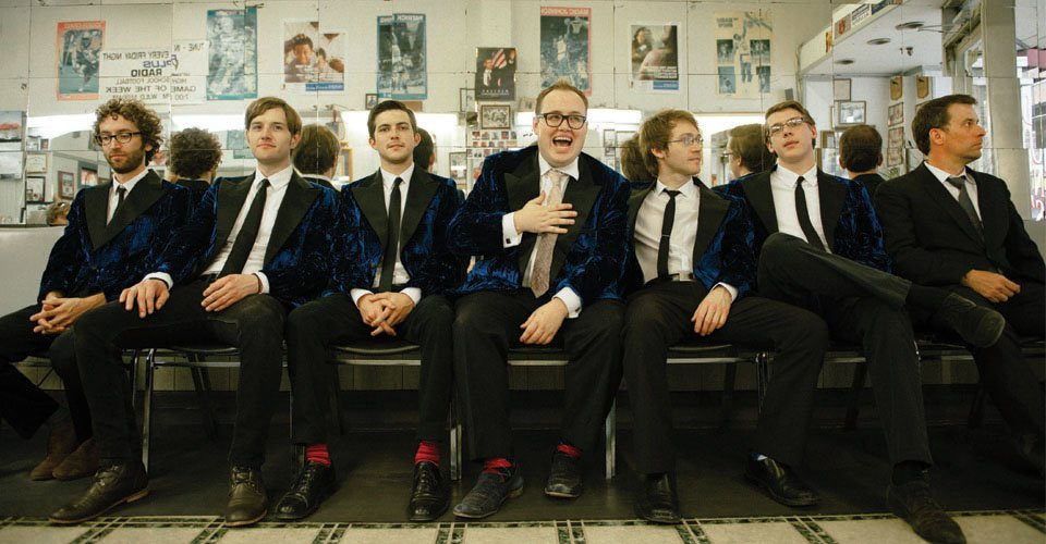 Front-to-Back Album: St. Paul & the Broken Bones - Half the City