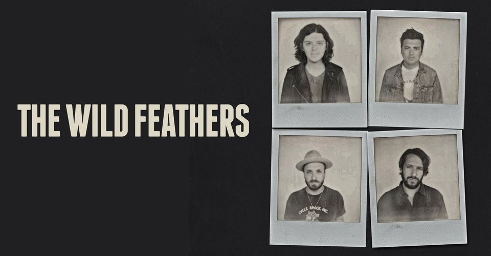 Front-to-Back Albums: The Wild Feathers - Lonely Is A Lifetime