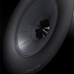 KEF R7 Shadow Flare Technology