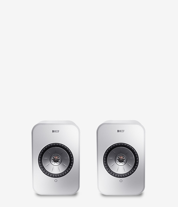 KEF LSX Wireless Speakers feature Apple AirPlay 2