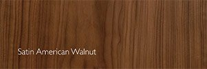 KEF Reference 5 Satin Walnut Finish