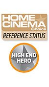KEF Reference 5 High End Hero Award - Home Cinema Choice