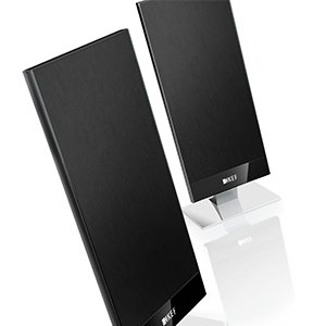 KEF T Series Ultra Thin Home theater speaker pair