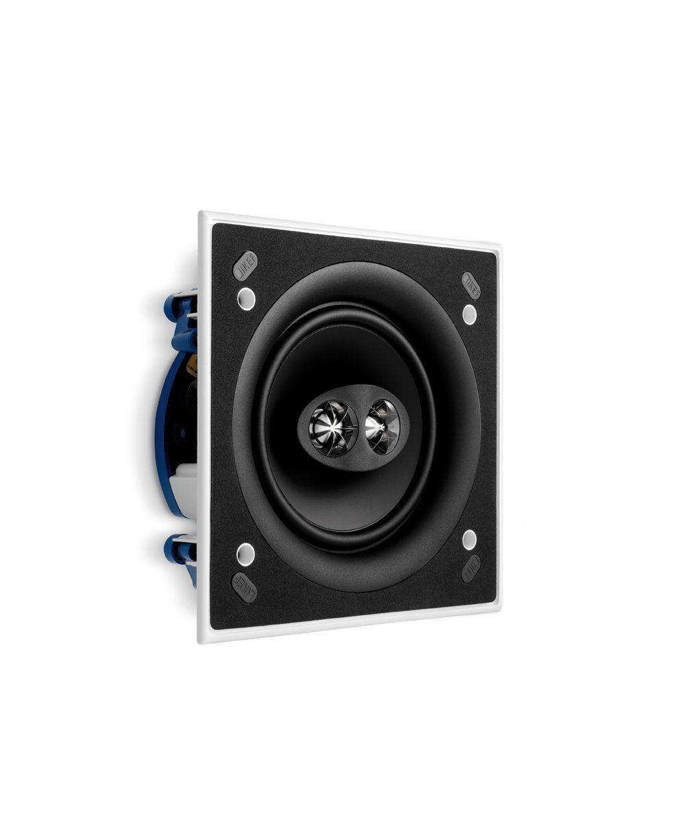 Ci160CSds Dual Stereo In-Wall / In-Ceiling Speaker Side