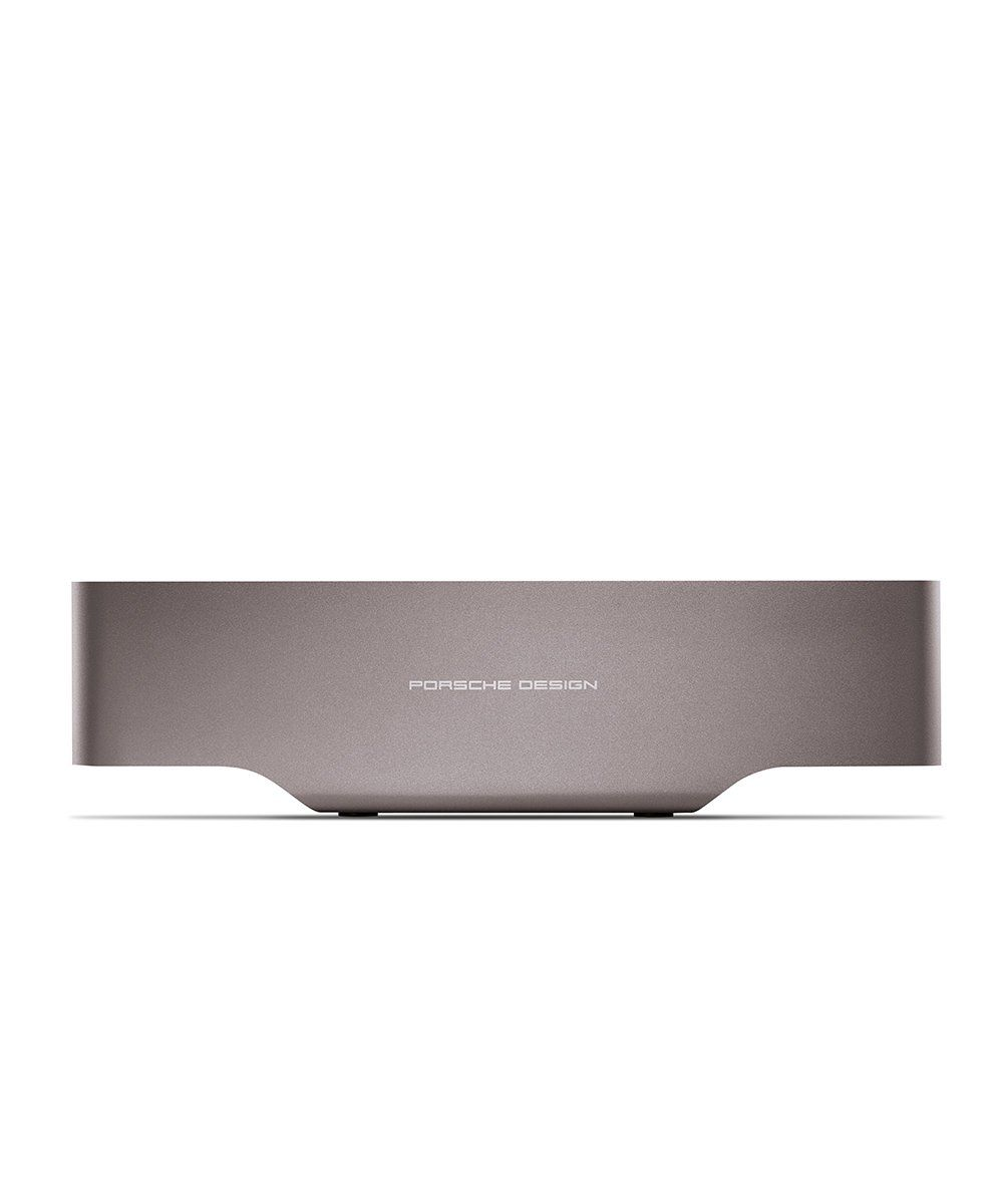 KEF Porsche Design Gravity One Logo