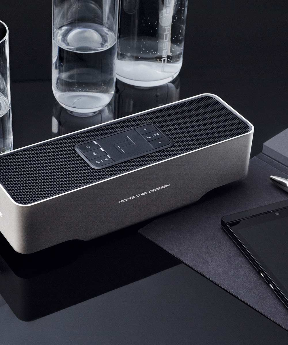 KEF Porsche Design Gravity One Table