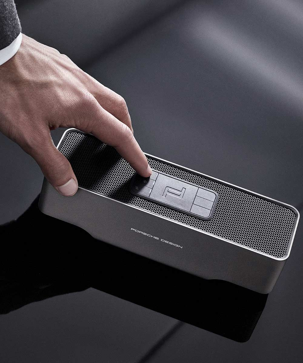 KEF Porsche Design Gravity One Touch