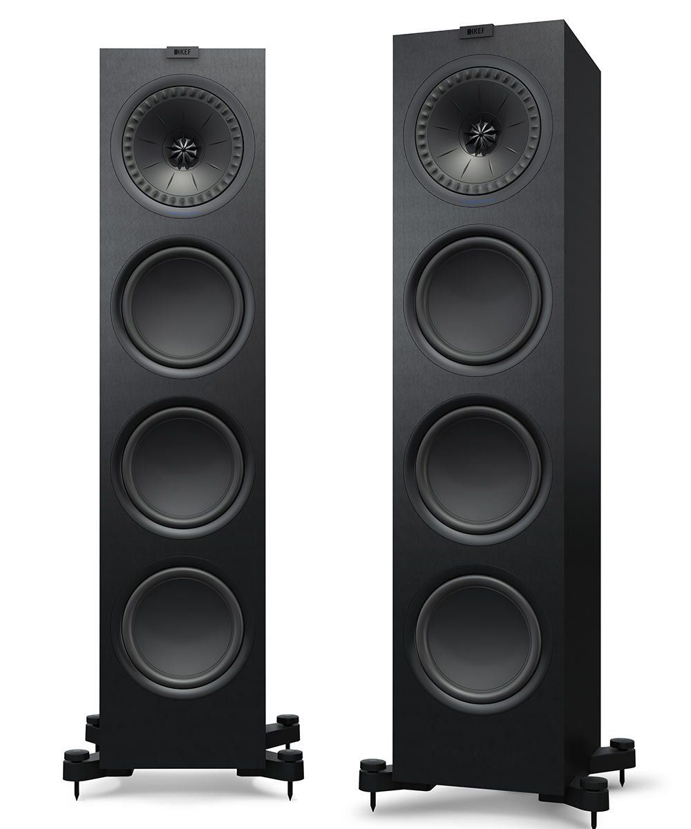 KEF Q950 Floorstanding Speaker in Satin Black