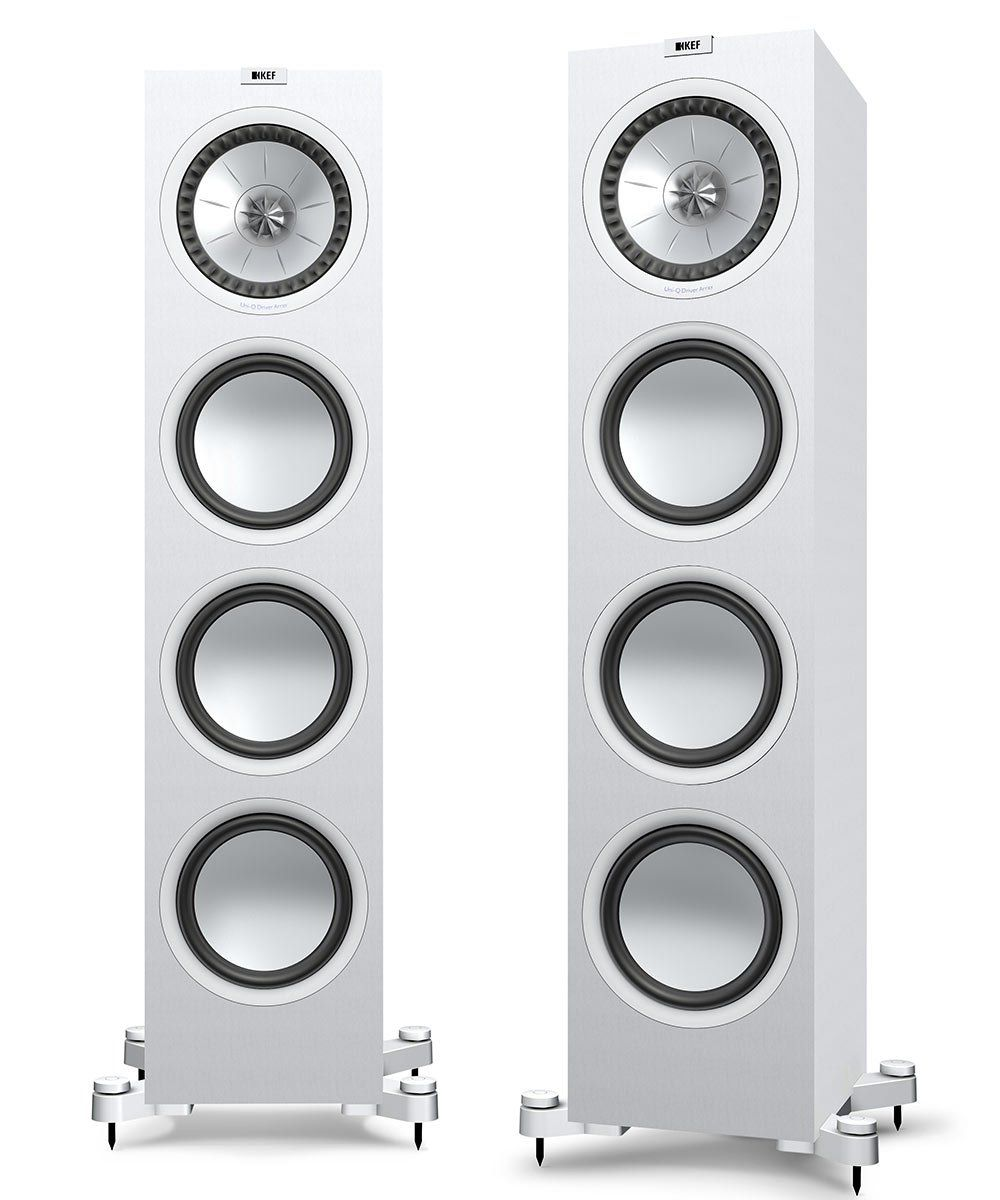 KEF Q950 Floorstanding Speaker in Satin White