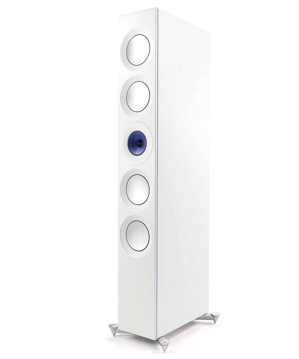 KEF Reference 5 KENT Edition Ice White