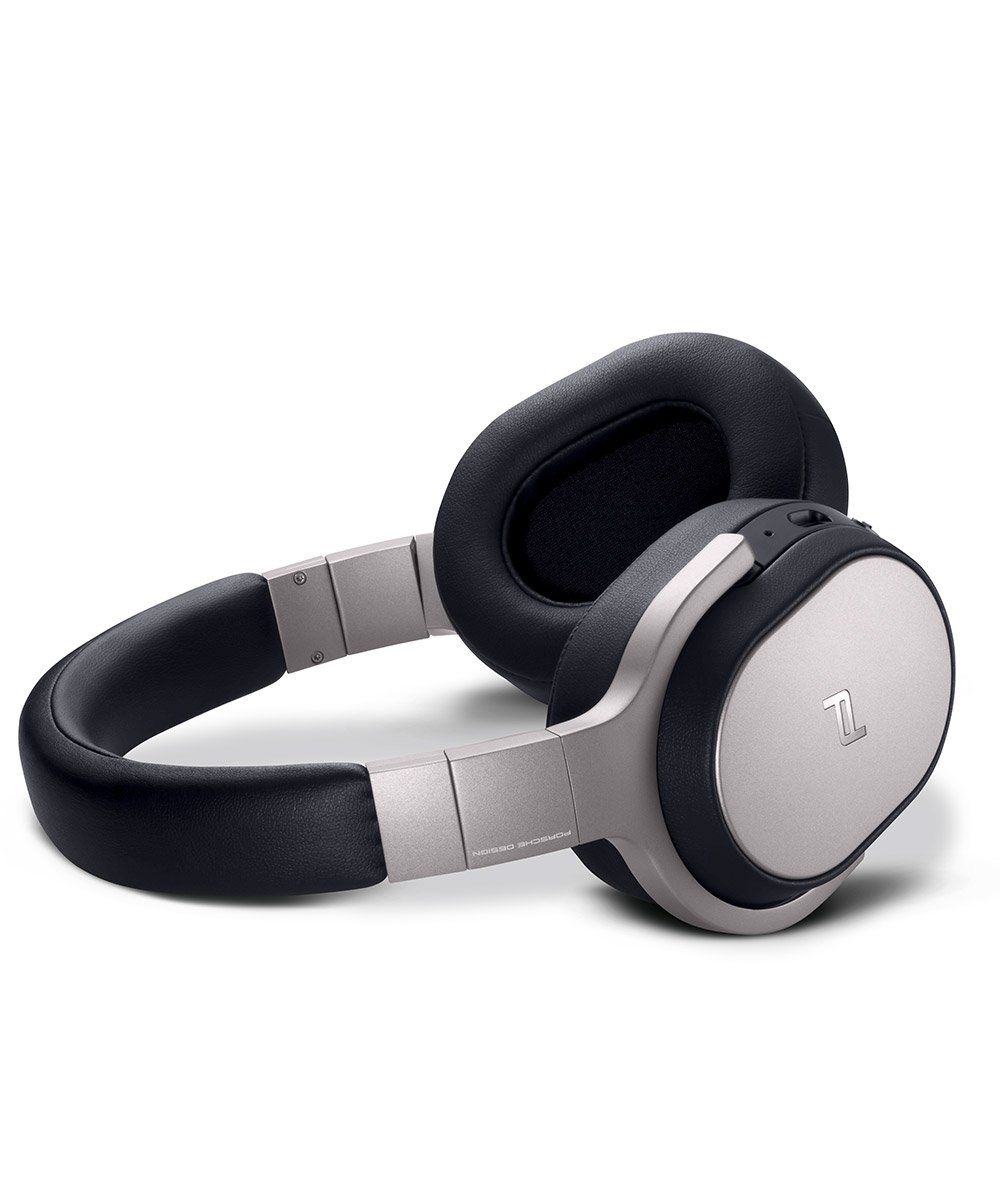 KEF Porsche Design Bluetooth Headphones Down