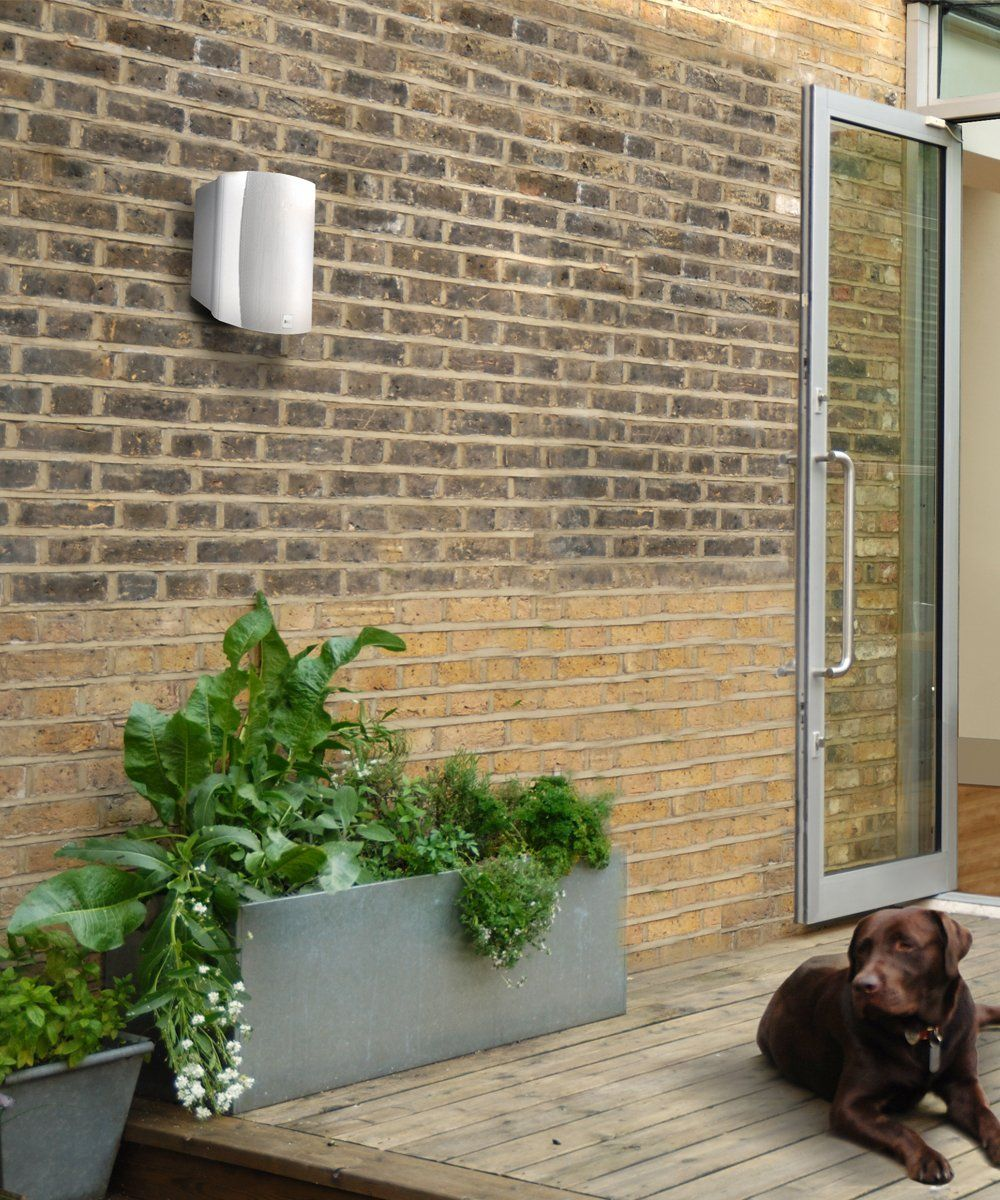 KEF Ventura 5 Outdoor All-Weather Speaker Pair On Wall | KEF Direct