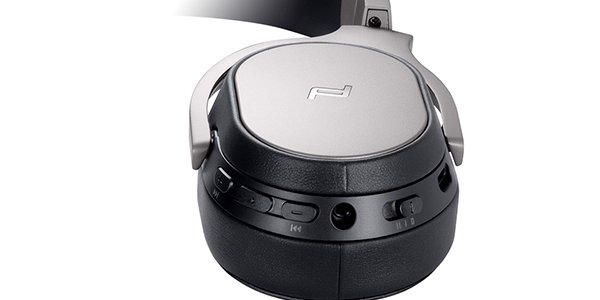 KEF Porsche Design Space One Noise Cancelling Headphone Functions.