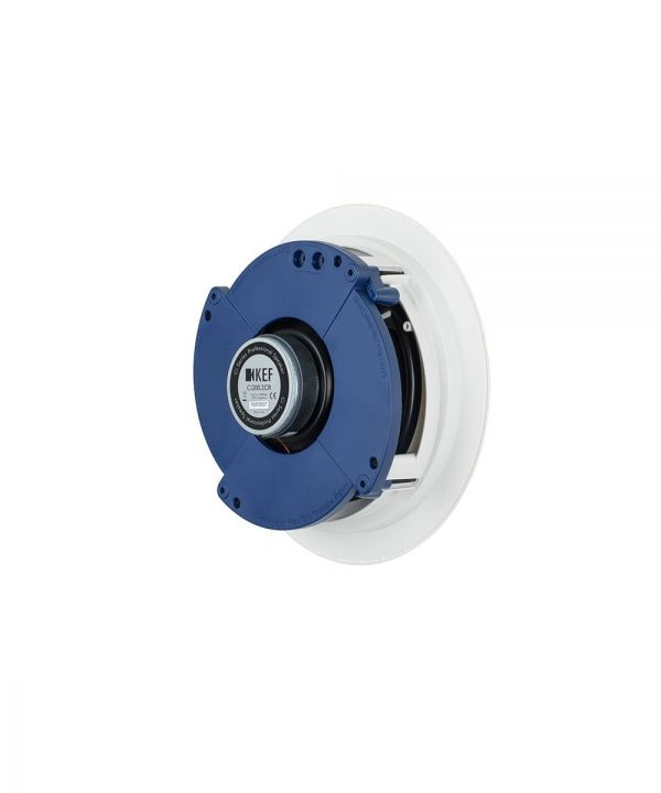 KEF Ci160.2CR Round In Wall/ Ceiling Speaker Side Back