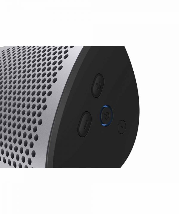Muo Portable Bluetooth Speaker Buttons | KEFDirect