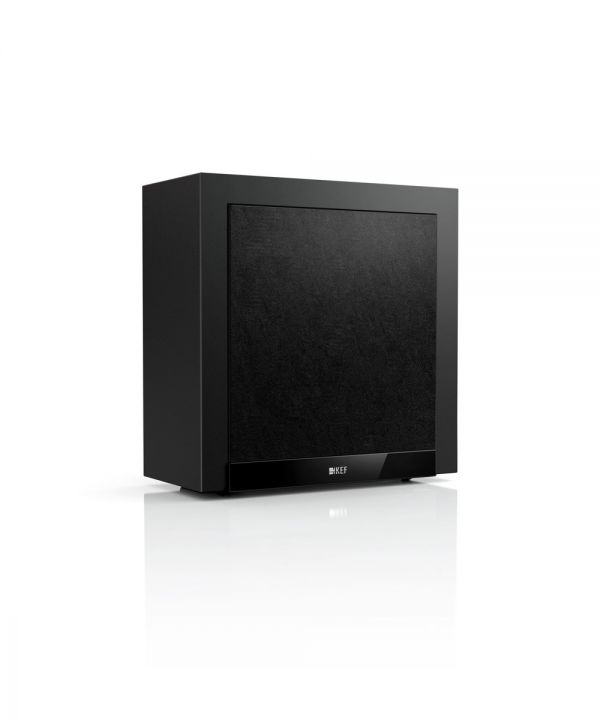 T-2 250W Powered Subwoofer - Matte Black