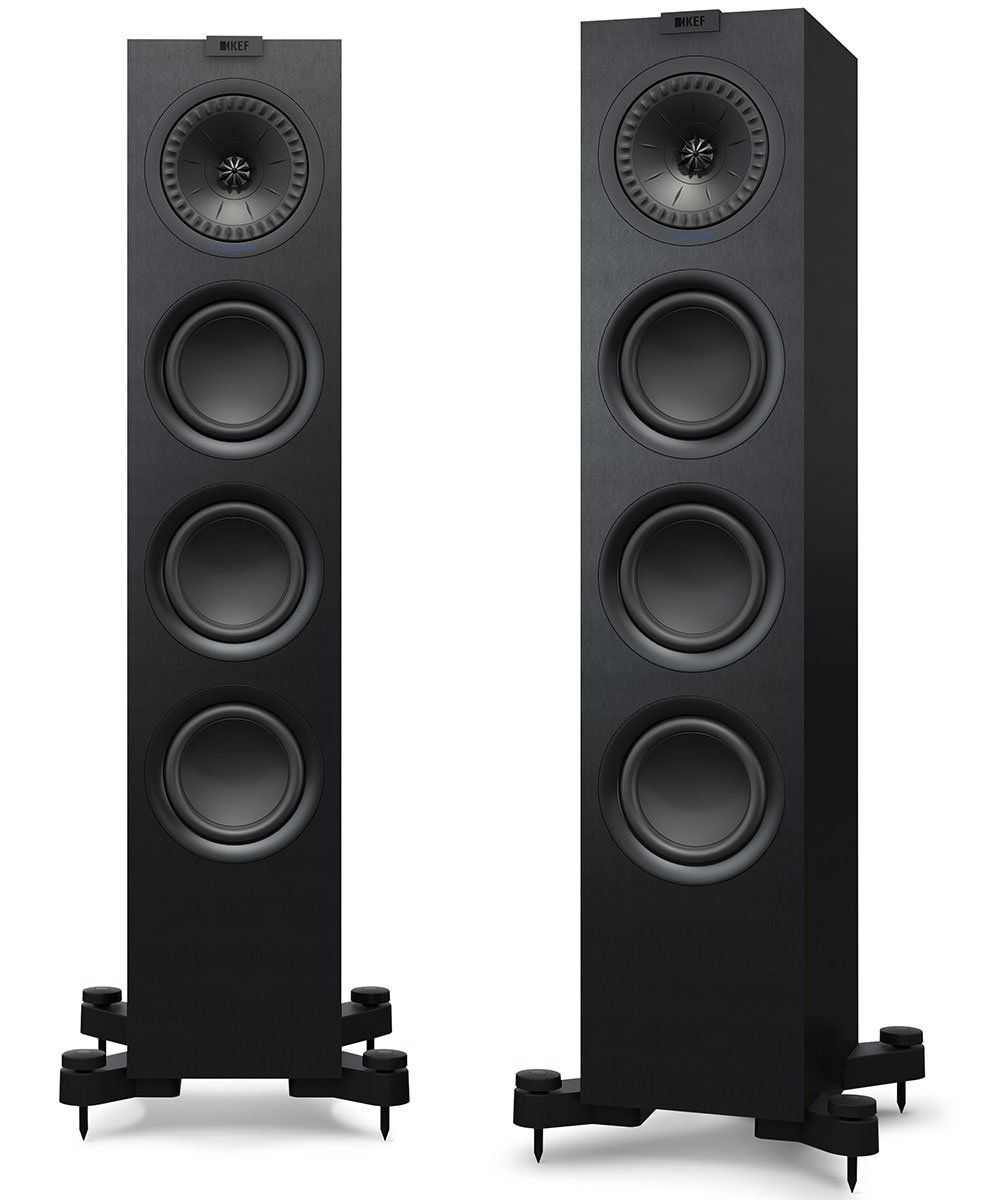 KEF Q550 Floorstanding Speaker in Black