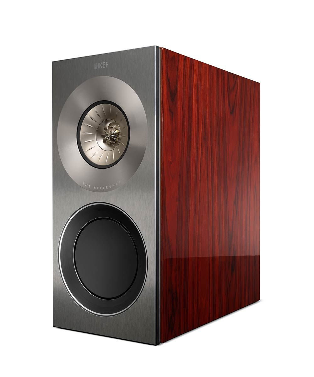 KEF Reference 1 in Luxury Rosewood