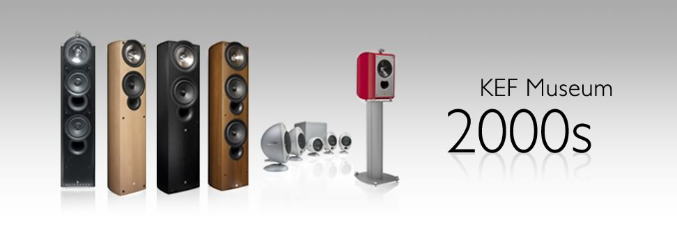 A Stroll Through the KEF Museum - 2000s