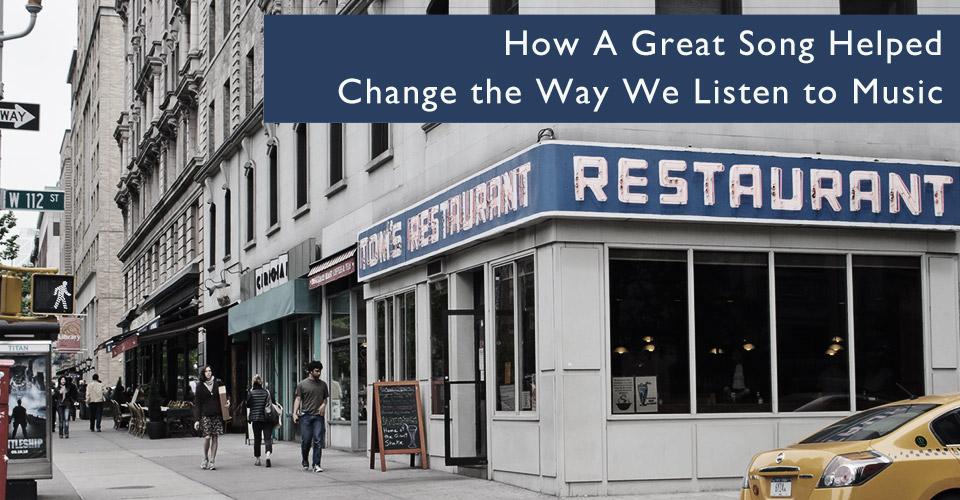 Tom's Diner and the Birth of the mp3