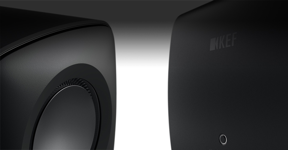 Maximum Bass. Minimum Space.  KEF Announces the NEW KC62 Subwoofer with Uni-Core Technology