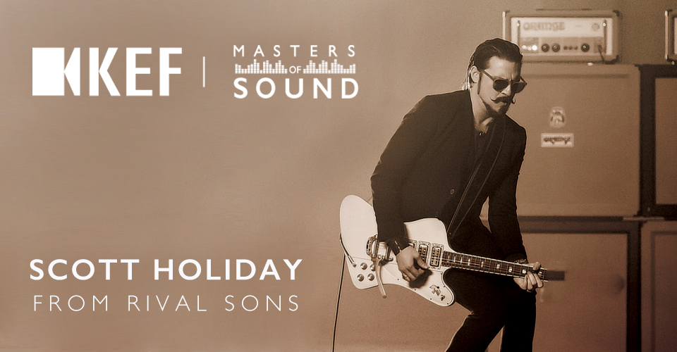 Masters of Sound: Rival Sons Guitarist Scott Holiday